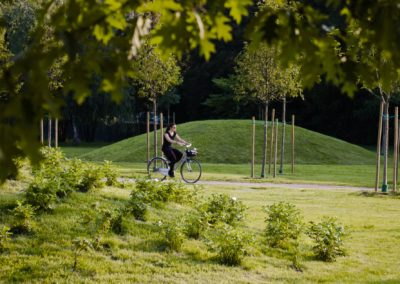 Giardini pubblici a Melzo